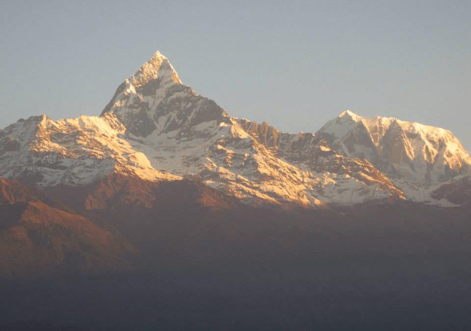 Nepal e a exuberância do Himalaya